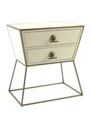 Jonah Nightstand - White