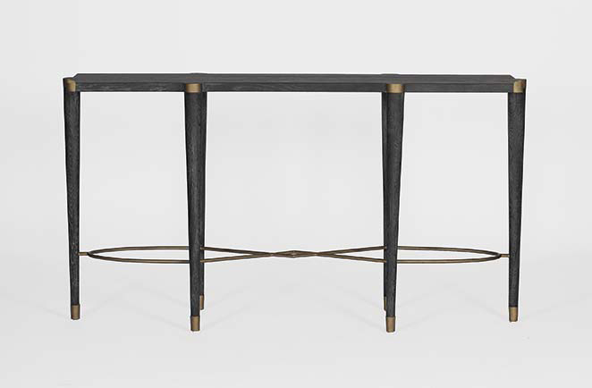 Fiona Console Table Transitional