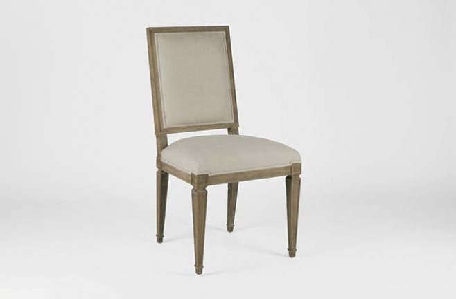 Antique Transitional Dining Chair