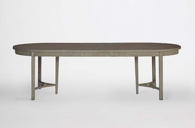 Whitlock vintage style dining table
