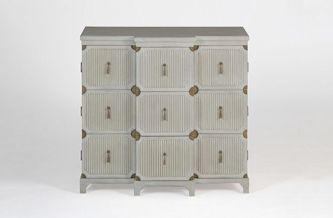 Alexis Vintage Style Chest