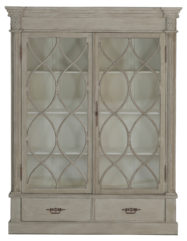 Grace Farmhouse Style China Cabinet