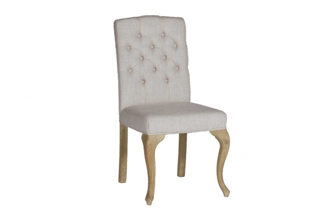 Avignon Chair - Natural Oak