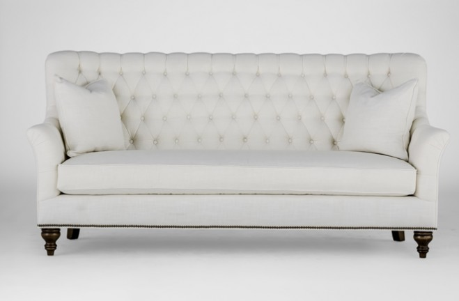 Antique Style Sofa | Abbey Sofa | Gabby Tailored