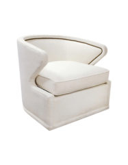 Monroe Swivel Chair | Custom Tailored