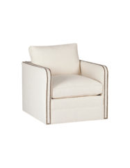 Reeves Swivel Chair | Custom Tailored