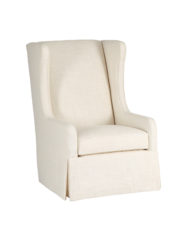 Reagan Swivel Chair | Custom Tailored