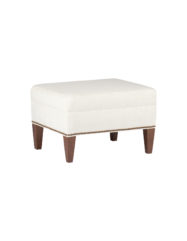 Sinclair Ottoman | Custom Tailored