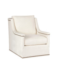 Liam Swivel Chair | Custom Tailored