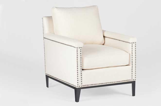 Occasional Furniture Pieces | Transitional Weston Chair