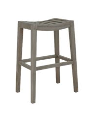 Venice Barstool - Burnished Oak