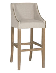 Winston Barstool - Burnished Oak