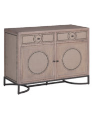Ludlow Vintage Style Media Cabinet